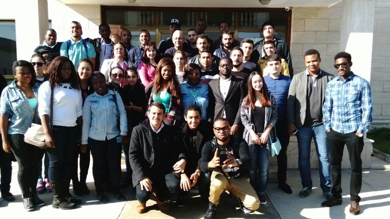 UKÜ İşletme Bölümü öğrencilerinden teknik gezi