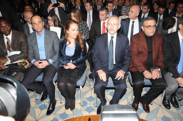 Kılıçdaroğlu Liderler Zirvesi'nde konuştu