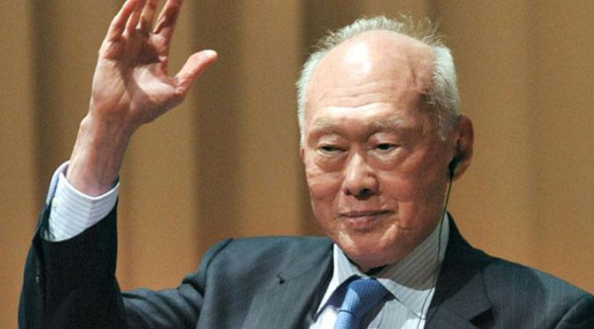 Singapur'un efsane lideri hayatını kaybetti