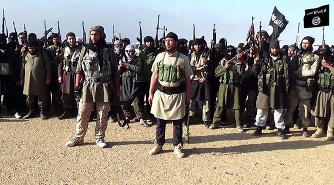 100 Türk işçisi IŞİD yüzünden tahliye edildi