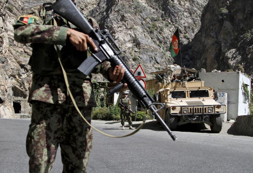 Afganistanda kanlı saldırı