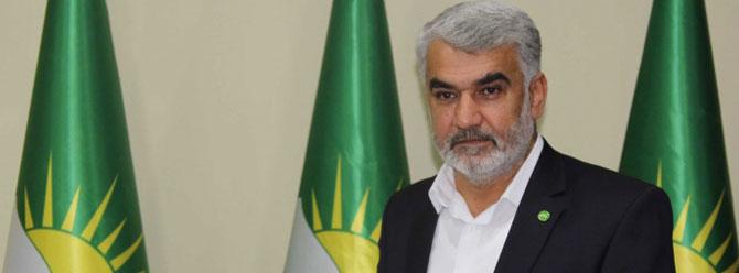 Hüda-Pardan Erdoğana tepki: 200 yıldır Kürt sorunu var