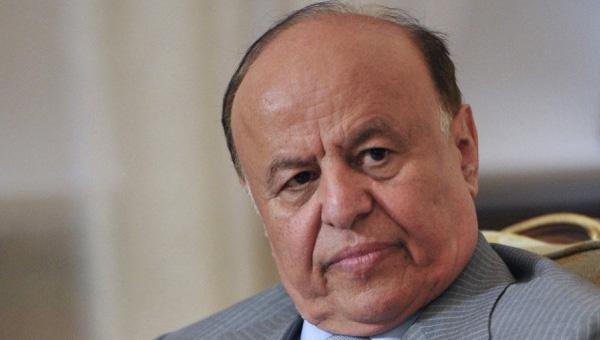 Yemen Cumhurbaşkanı Hadi, Suudi Arabistanda