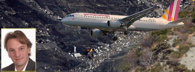 Germanwings pilotu yoğun psikolojik sorunlar yaşamış