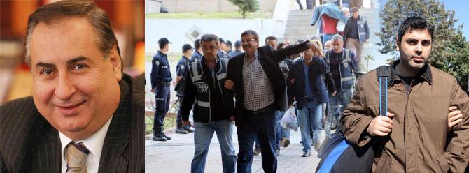 Mersinde yolsuzluk operasyonunda 15 tutuklama