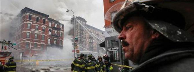 New Yorkta patlama: Üçü ağır 14 yaralı