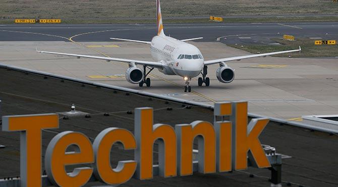 Germanwings sloganını değiştirdi