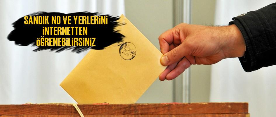 Cumhurbaşkanlığı seçiminde oy kullanacaklar internetten takip edebilirler