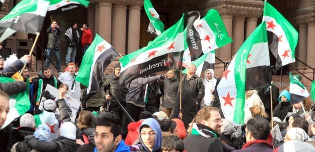 İslam ülkeleri bayraklarında inanılmaz dizayn!