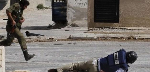 Yılın ilk yarısında 71 gazeteci öldürüldü