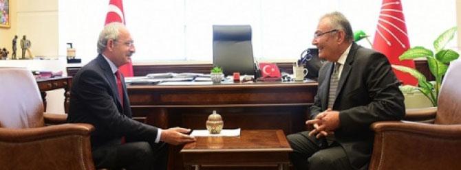 Kılıçdaroğlu ile Baykaldan sürpriz görüşme
