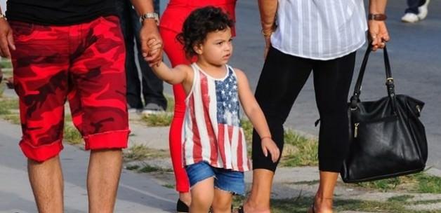 Küba'da yeni moda ABD bayrağı oldu
