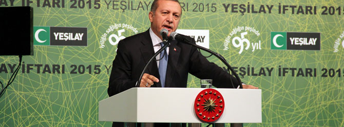 Erdoğan: Hükümetin kurulamaması halinde...