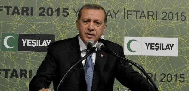 Erdoğan'dan Sisi'ye sert tepki
