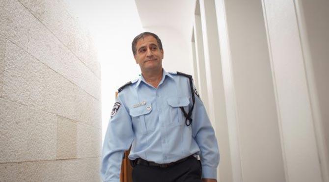 İsrail'in ünlü polis şefi Eprahim Berecha intihar etti