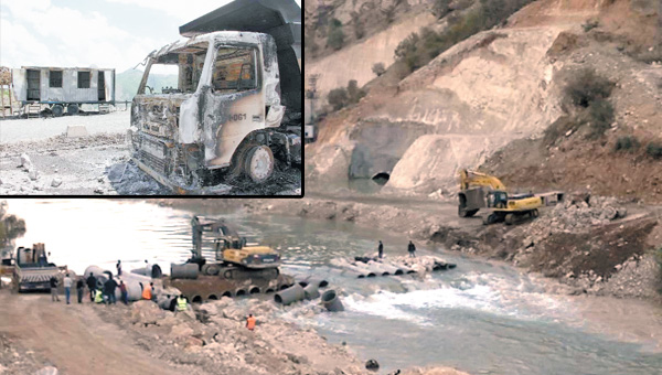 PKK, Doğunun çılgın  projesine savaş açtı