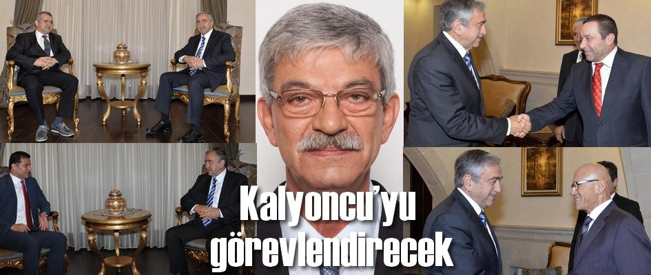Saray'da hükümet görüşmeleri yapıldı