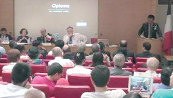 Uygur Türkleri Fransada haykırdı Çin kanun tanımıyor