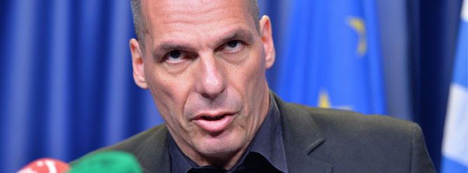 Varufakis: Bize yapılan terörizm