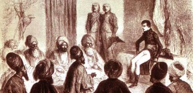 Napolyon menfaat için 'Müslüman oldum' demişti