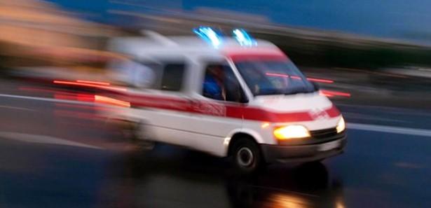 Bursa'da iki araç çarpıştı: 8 yaralı