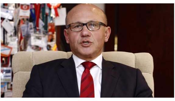 2. Cumhurbaşkanı Talat, aa'ya konuştu