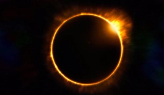 2017'de iki kez Güneş iki kez de Ay tutulacak