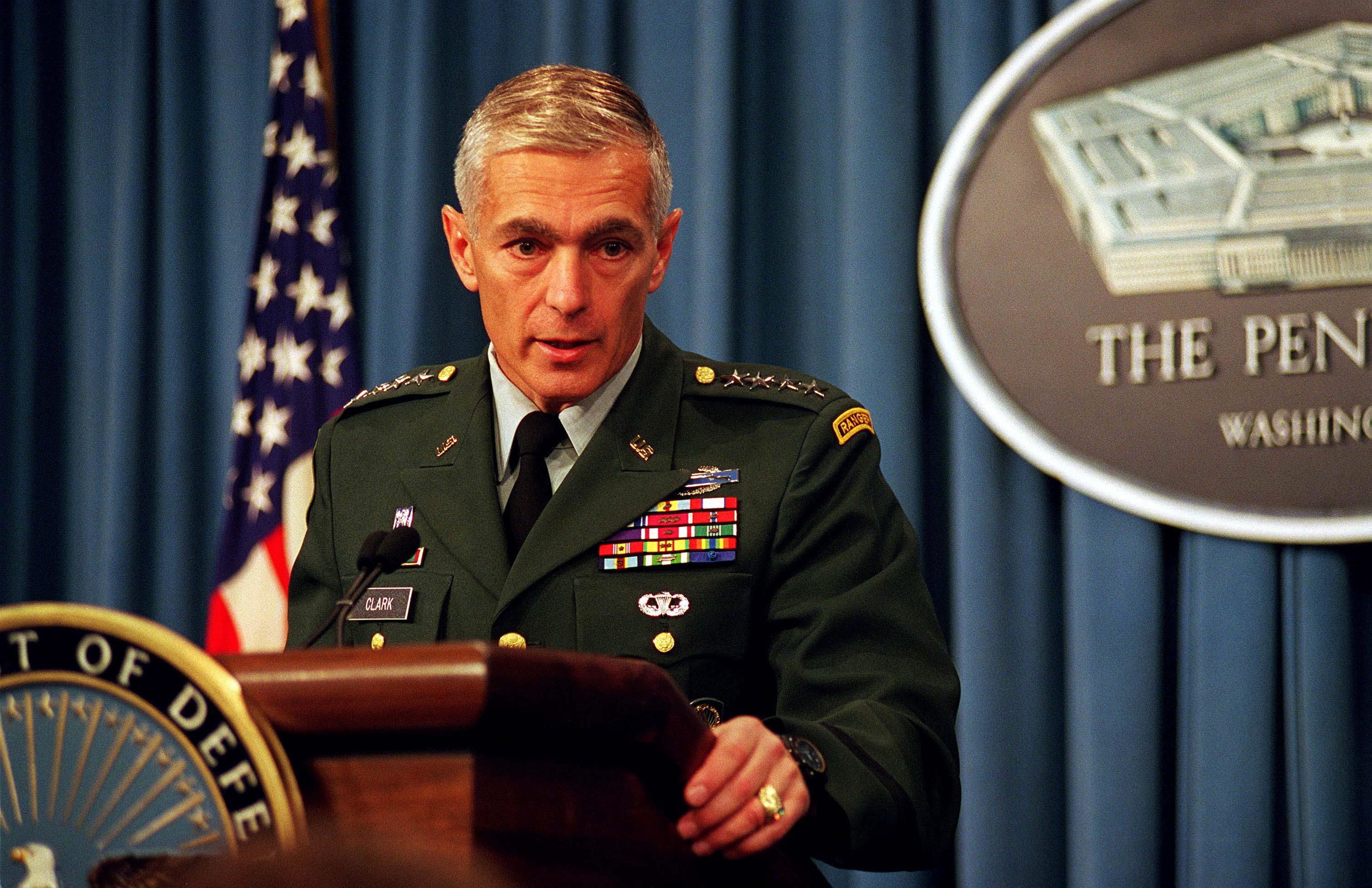 ABD'li general Wesley Clark'tan şok itiraf: DEAŞ'ı biz kurduk