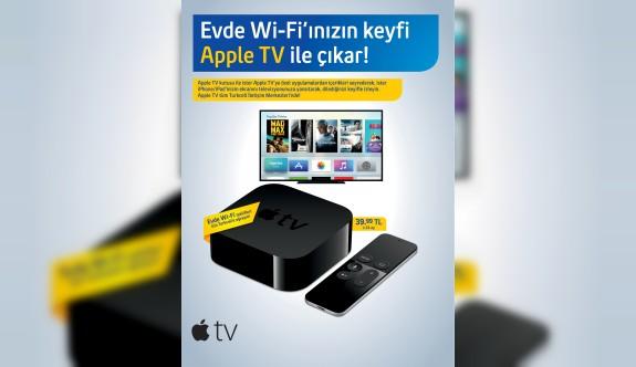 Apple TV ile televizyonunuz renkleniyor