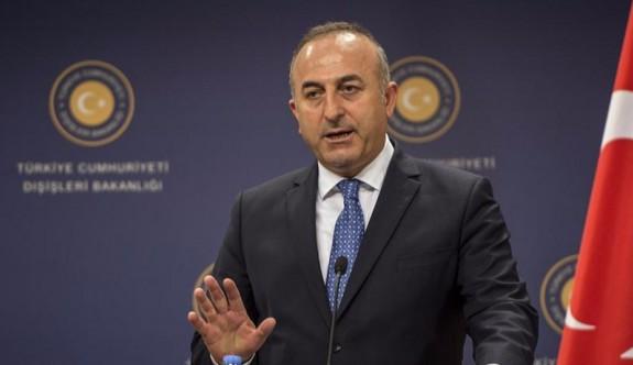 Çavuşoğlu: Anlaşmanın iptali sözkonusu