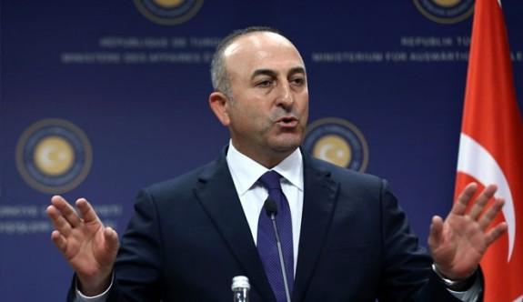 Çavuşoğlu: Kıbrıs Türkünü sahipsiz bırakmayız