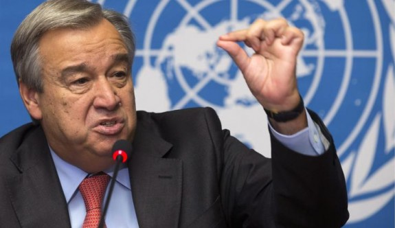 Cenevre'deki Kıbrıs konferansına BM Genel Sekreteri başkanlık edecek