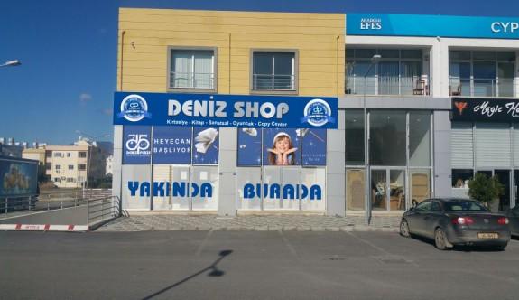 Deniz Plaza 13'ncü şubesini Kaymaklı'ya açıyor
