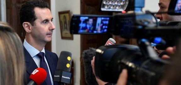 Esad: Astana'da her konuyu müzakereye hazırız