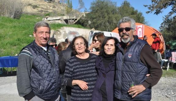 Gürpınar'da Mantar Festivali mutluluğu