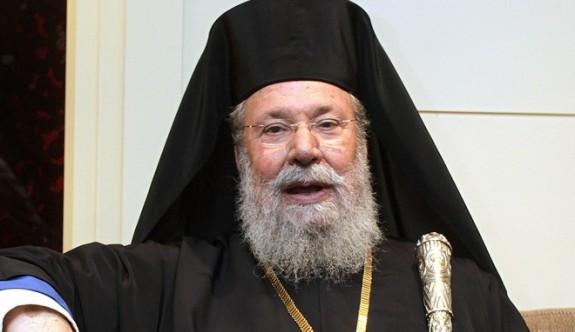 Hrisostomos seçim kampanyasını başlattı