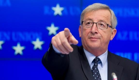 Juncker: Kıbrıs'ın birleşme zamanı geldi