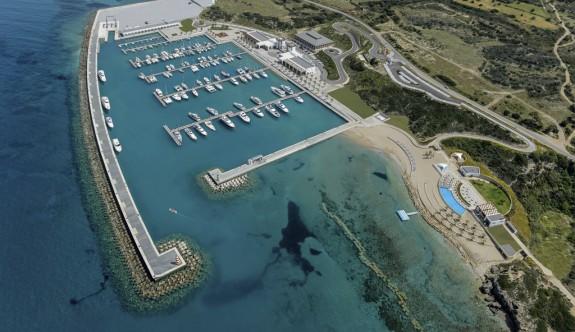 Karpaz Gate Marina, 2017 yılının en iyi uluslararası marinası seçildi
