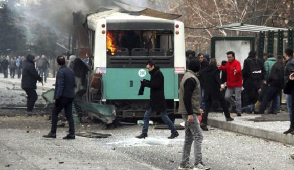 Kayseri saldırısı ile ilgili 4 asker gözaltına alındı