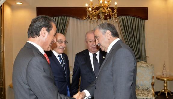 """""""Kıbrıs Türk Halkı'nın güvenlik tercihine saygı gösterilmesi gerek"""""""