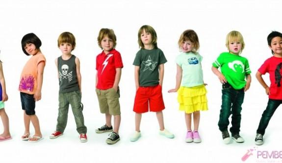 Küçük Baylar ve Hanımlara Saç Modelleri