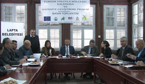 Lapta Belediyesi, Stratejik Kalkınma Planı'nı açıkladı