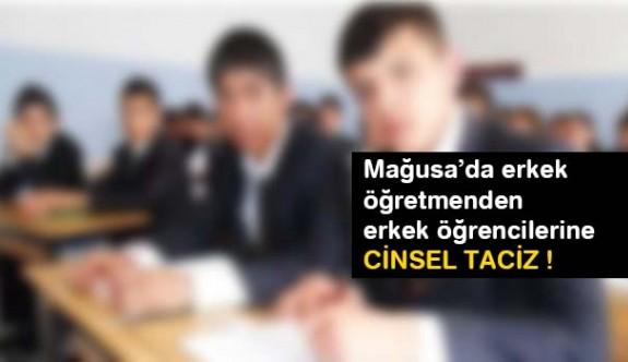 Mağusa'da erkek öğretmenden erkek öğrencilerine cinsel taciz!