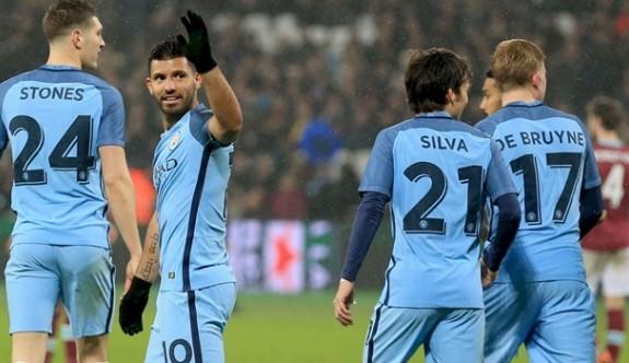 Manchester City dördüncü turda