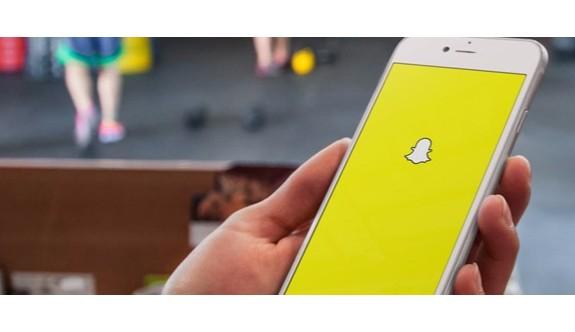 Snapchat'in adresi değişiyor