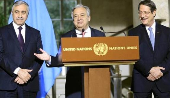 Tarihi Kıbrıs Zirvesi'nde BM Genel Sekreterinden İlginç Benzetme: Oscar Kazanırlardı