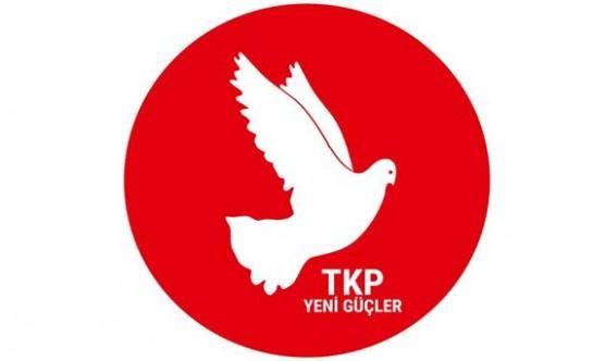 TKP isimi değişti; TKP Yeni Güçler oldu...