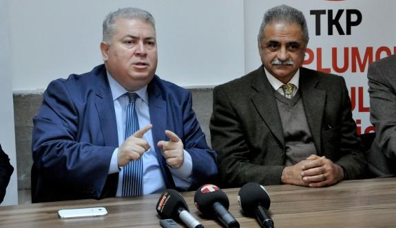 """""""TKP Yeni Güçler, halkın son şansı"""""""