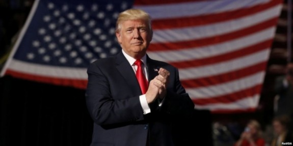 Trump'a ilk dava geliyor