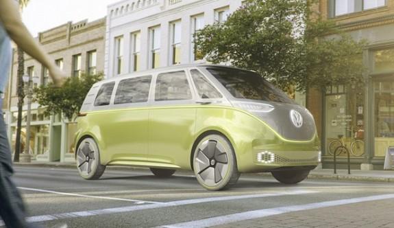 Volkswagen Camper geri dönüyor